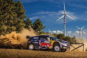 WRC Résultats Championnats - Deux équipages M-Sport sur le podium provisoire