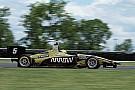 Indy Lights Urrutia logra la pole para la carrera 1 de Mid-Ohio