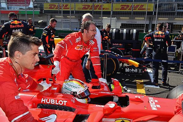 Формула 1 Важливі новини Ferrari опинилася під тиском - Хемілтон