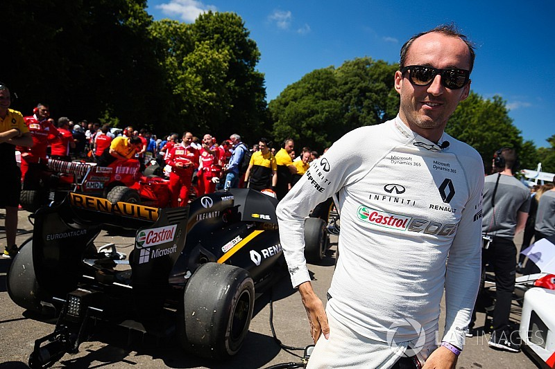 """Peluang Kubica kembali ke F1 """"80-90 persen"""", siap jalani tes kedua"""