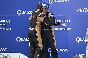 """Formula E Intervista Vergne e Sarrazin in coro: """"Avevamo la macchina per vincere!"""""""
