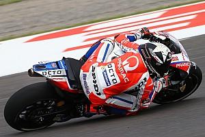 MotoGP Interview Redding révèle comment il est