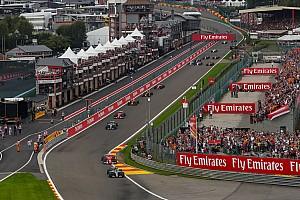Formula 1 Breaking news Formula 1 confirms new Belgian GP deal