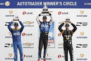 IndyCar Race report Detroit IndyCar: Top 10 quotes after race 1