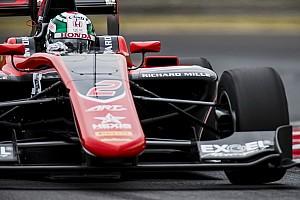 GP3 Test Test Hungaroring, Day 2: Fukuzumi al top. Bene Pulcini e Lorandi