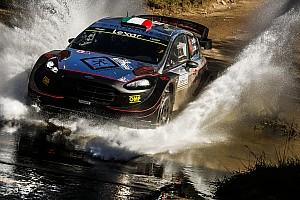 WRC Ultime notizie Lorenzo Bertelli correrà al Rally di Svezia con una Fiesta WRC M-Sport