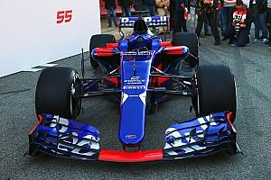 Formula 1 Analisi Analisi tecnica: la Toro Rosso gioca con il pivot (della sospensione)