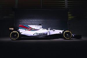 Williams segue tendência e faz fotos do FW40 com barbatana