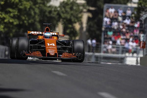 Формула 1 Важливі новини Алонсо: McLaren повинна була виграти в Баку