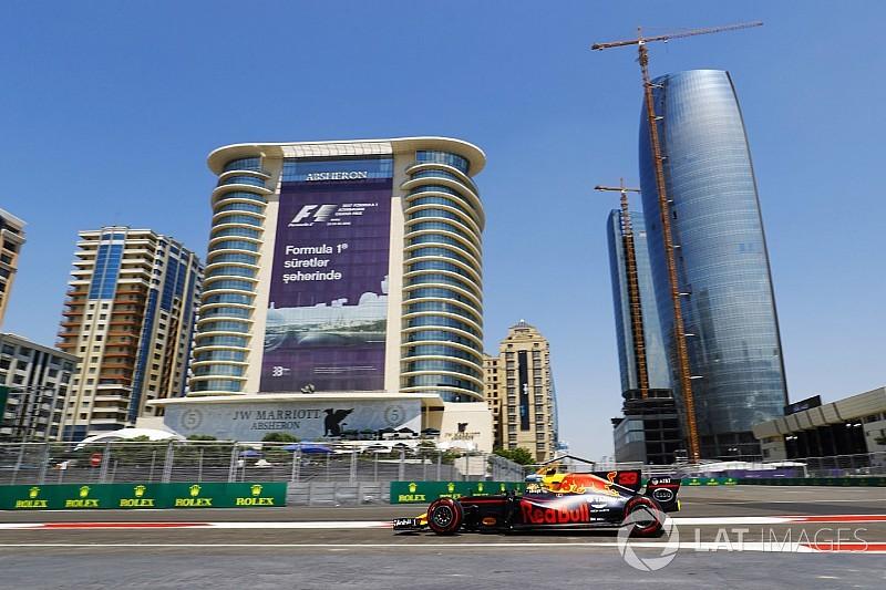 Гран Прі Азербайджану: диво від Ферстаппена у першій практиці