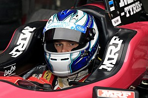 F3 Europe Interview Aron sets sights on first non-Prema F3 title since 2010