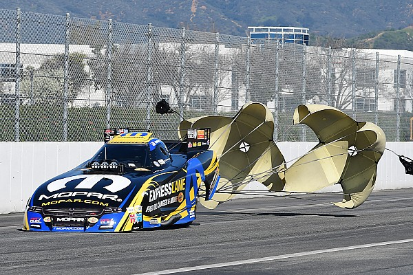 Hagan, Schumacher and Butner claim No. 1 qualifying positions at the NHRA Heartland Nationals