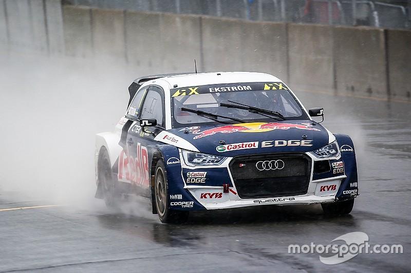 Mattias Ekström glaubt an Verbleib von EKS in der Rallycross-WM