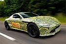 Fórmula 1 VÍDEO: Verstappen testa novo Aston Martin Vantage