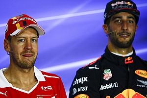 Ricciardo: eddig Verstappen a legkeményebb csapattársam