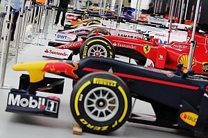 Kamus F1: Panduan lengkap dengan gambar
