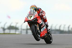 WSBK Prove libere Laguna Seca, Libere 1: Davies sorprende e domina con la Ducati