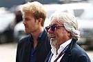 Formel 1 Monaco-Grand-Prix: Demorunden von Nico und Keke Rosberg