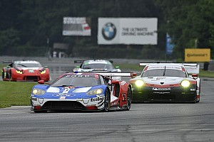 "Ford: ""Unbelievable"" lack of cautions ruined Lime Rock strategy"