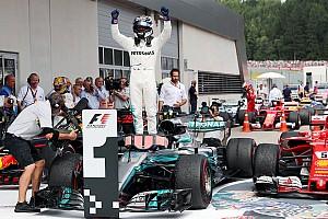 F1 Noticias de última hora Bottas fue elegido como el Piloto del Día en Austria