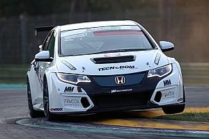TCR Italia Ultime notizie Sarà la Honda Civic l'arma di Nannini Racing per il TCR Italy
