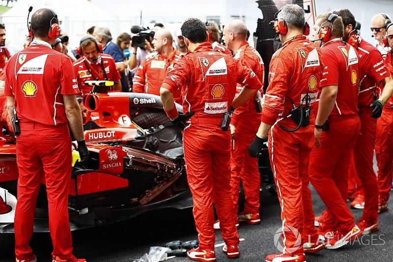 Raikkonen não espera punições de motor em Suzuka
