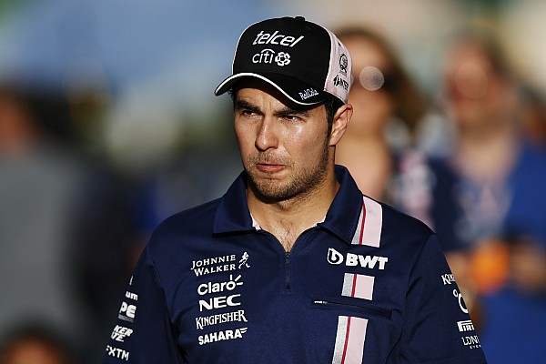 Perez feared illness would force him out of Malaysian GP