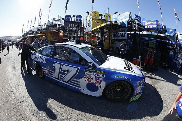 NASCAR Cup Stenhouse acepta que tuvo fortuna para avanzar en los playoffs
