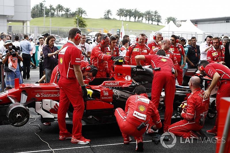 Маркіонне налаштований радикально вирішити проблеми Ferrari