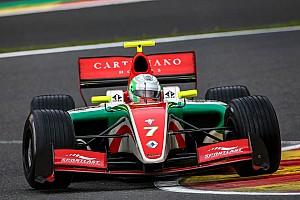 Formula V8 3.5 Reporte de la carrera Alfonso Celis gana la primera carrera de la F3.5 en Spa