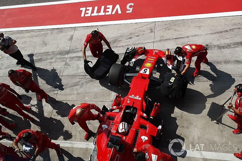Az olajfogyasztás a Mercedes és a Ferrari terveiben sem játszik szerepet
