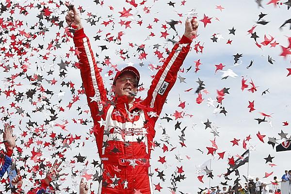 IndyCar News Sebastien Bourdais überrascht von IndyCar-Sieg vom letzten Startplatz