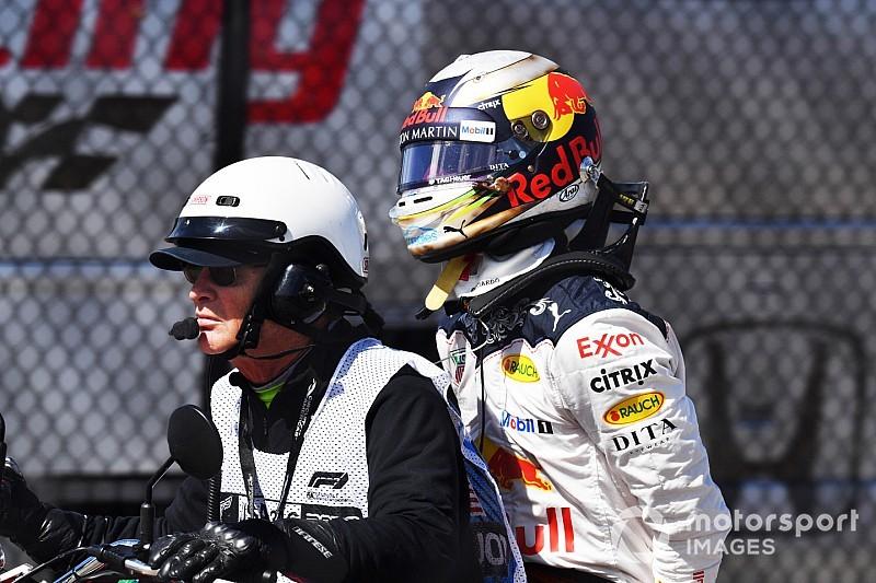 Ricciardo: Son iki yarışa katılacağım