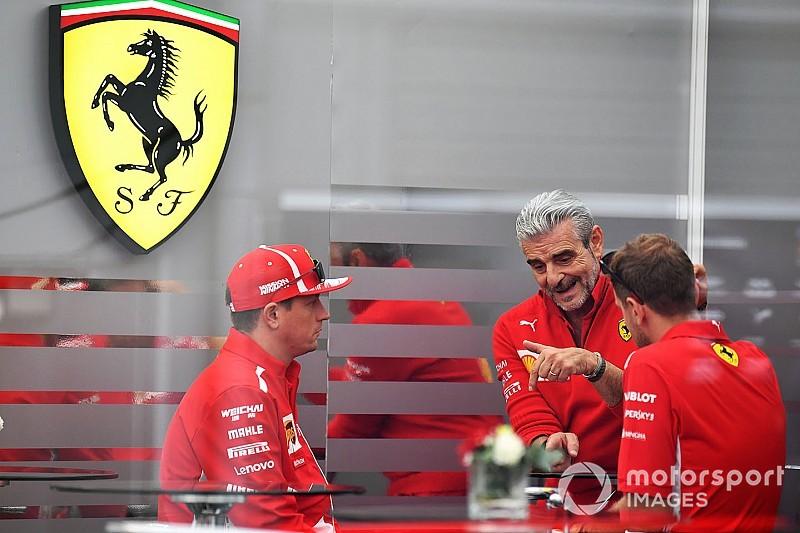 Schuss ins Knie? Arrivabene verteidigt Räikkönen-Kündigung in Monza