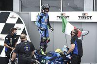 Bastianini gagne une course écourtée et fait la bonne opération