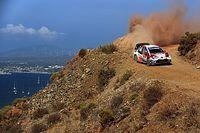 WRC, Rally Turchia, PS9: i primi 3 forano, Evans leader!