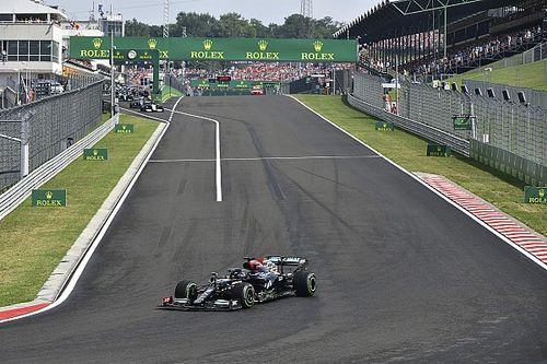 Wat was er gebeurd als ook Hamilton zondag niet op de grid had gestaan?