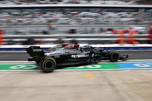 "Mercedes F1, ""realmente preocupado"" por sus motores para final de temporada"