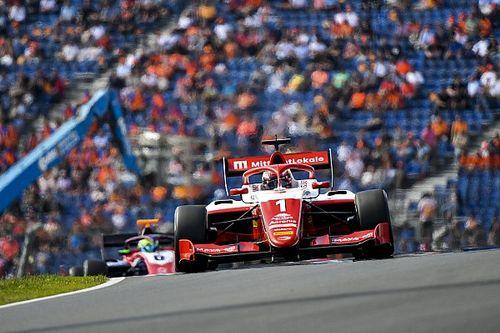 فورمولا 3: هوغر يسجّل فوزه الرابع هذا الموسم ويعزز صدارته للترتيب في زاندفورت