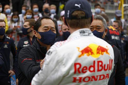 A Honda szerint 3 futamgyőzelem kell még a bajnoki címhez
