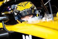 F2-coureur Zhou test voor Renault op Hungaroring