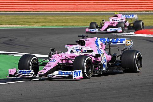 F1: Racing Point conferma l'appello contro la penalità ricevuta