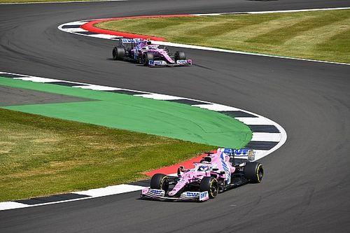 Racing Point op het matje voor herhaald gebruik brake ducts