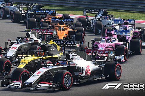 Opmeer ziet voorsprong in F1 Esports Pro Series slinken
