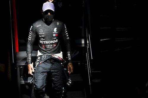 """Hamilton: """"Red Bull vicina e questo caldo per noi è un killer"""""""