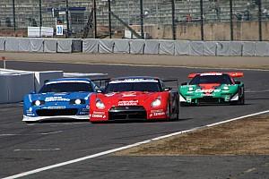 Gallery: Retro Super GT cars do battle at Suzuka