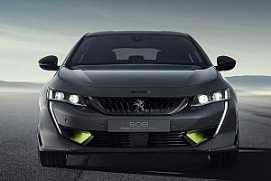 Peugeot презентувала повнопривідний 400-сильний седан 508