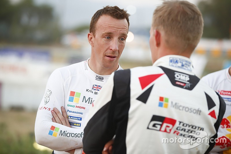 Meeke présente ses excuses à l'équipe Citroën