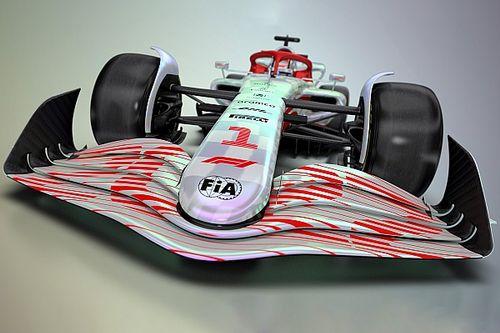 ¿Cuáles son las grandes diferencias entre los F1 2021 y los F1 2022?