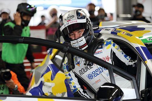 Kobayashi: Hydrogen car finish 'like a win in the old days'
